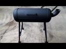 Мангал барбекю с газового баллона своими руками Пошаговая инструкция