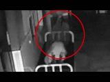 Қытай ауруханасында беймәлім құбылыс видеоға түсіп қалды.