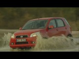 Off-Road Test Daihatsu Terios