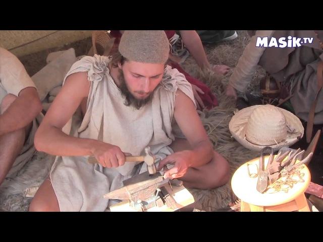 Взгляд в прошлое – изготовление фибулы