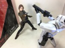 Star Wars Rogue One Black Series Sergeant Jyn Erso Jedha Regular Release Toy Review