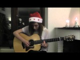 (Tommy Emmanuel) One Christmas Night - Gabriella Quevedo