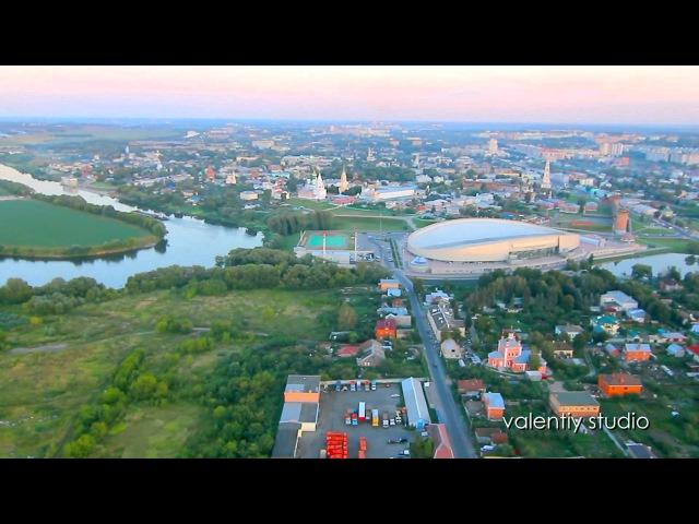 Коломна, Пролетая... над Кремлём 2012