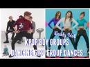 Kpop Boy Groups Dance Girl Group Dances WEEKLY IDOL EDITON