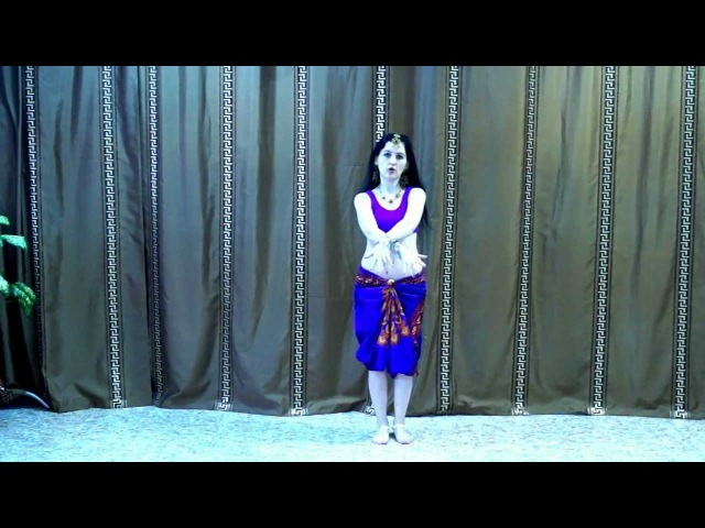 Zarema Diana Studio. Bollywood. Chikni chameli. Lesson