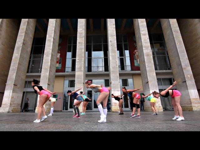 Female Dancehall Choreo by Valeritta M
