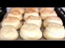 Слоёные булочки от Ришара Бертине Домашняя выпечка