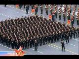Парад Победы 2011(торжественный марш) 12 Victory Parade 2011