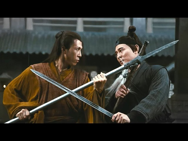 Донни Йен (Небо) против Джета Ли (Безымянный) | Donnie Yen (Sky) vs Jet Li (Nameless)