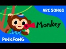 M | Monkey | ABC Alphabet Songs | Phonics | PINKFONG Songs for Children