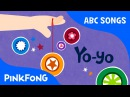 Y | Yo-yo | ABC Alphabet Songs | Phonics | PINKFONG Songs for Children