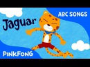 J | Jaguar | ABC Alphabet Songs | Phonics | PINKFONG Songs for Children
