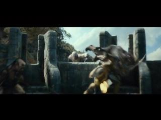 Хоббит Пустошь Смауга/The Hobbit: The Desolation of Smaug (2013) ТВ-ролик №4