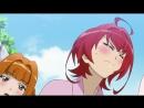 Momo Kyun Sword / Духовный Меч Момо - 8 серия [Озвучка: MVO (Loster, Emeri, Ray & Sati Akura)]