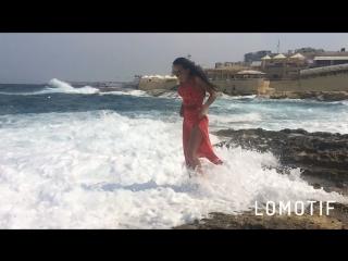 Malta, Sliema beach