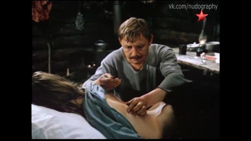 Светлана Смехнова голая в фильме Таежная повесть (1979, Владимир Фетин)