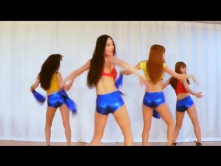 Waveya_Shakira___La_La_La__Brazil_2014_World_cup__Choreography_Ari_medium-1