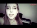 Красивая девушка шикарно поёт Я не отступлю (Бьянка cover), красивый голос, крутой кавер, шикарно спела!