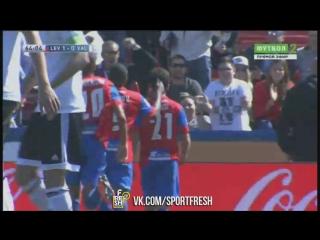 Леванте 1:0 Валенсия. Росси. 65 минута