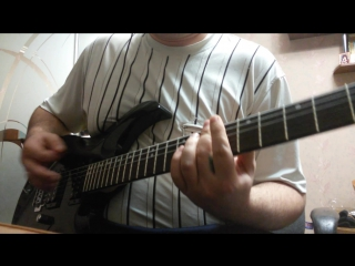 Hot Action Cop - Fever for the flava (guitar cover)