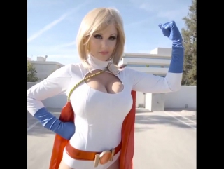 Power Girl by Angie Griffin