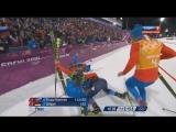 Великолепный финиш Антона Шипулина на Олимпиаде в Сочи 2014