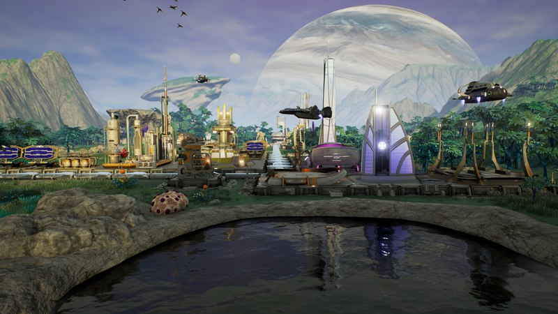 Aven Colony (2016) PC | BETA - Скриншот 3