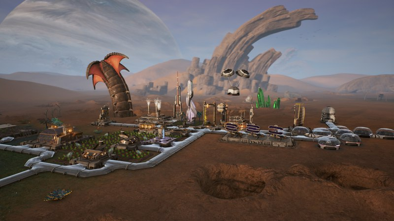 Aven Colony (2016) PC | BETA - Скриншот 1