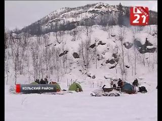 Место дислокации – Могильный ров. Спасатели на два дня отправились в лес на учения.