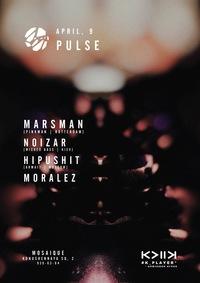 09.04: PULSE w/ MARSMAN (ROTTERDAM). MOSAIQUE