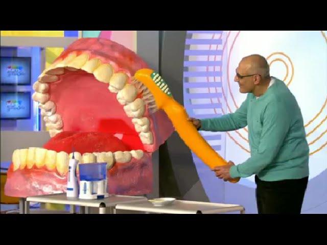 Елена Малышева. Как правильно чистить зубы?