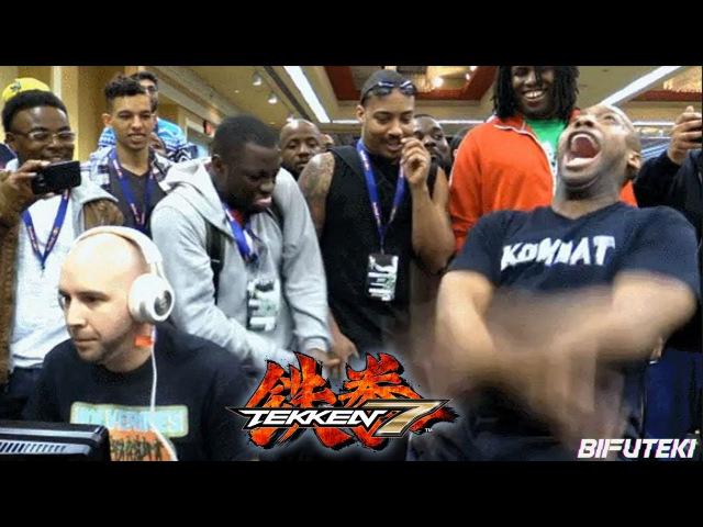 Final Round 19: Tekken 7 FR: RealLaw Vs. PokChop [FT5 Exhibition]