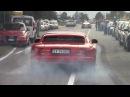 BRUTAL Dodge Viper GTS-R, GTS, RT/10 - Burnouts Rev Battle V10 Sound!
