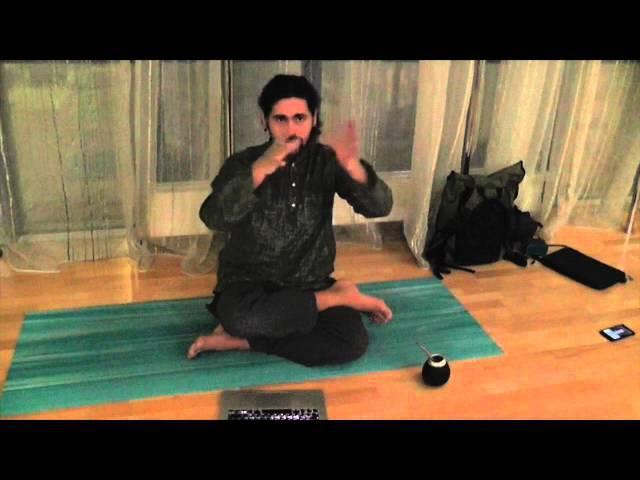 Илья Журавлев. Лекция Веды, Упанишады, Мокша, йога в тантрических Упанишадах, йога и религия.