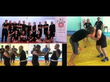 Video 425) Iranian/Persian wrestling seminar, part 1: reaction, coordination and resistance