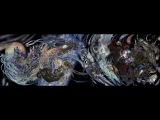 Final Fantasy XV Yoshitaka Amano Big Bang Art
