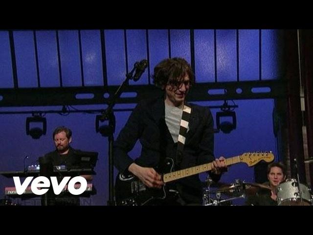 Snow Patrol - Run (Live On Letterman)