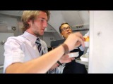 Behind the scenes - A day in the life of a Jetairfly Cabin Crew Member!