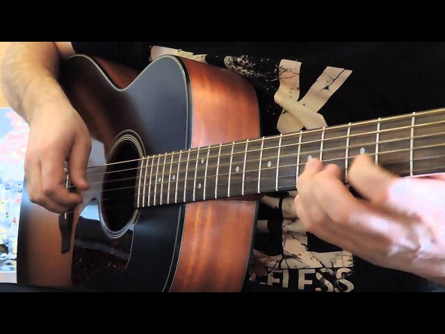 Быков – Любимая моя / Darling - fingerstyle acoustic guitar cover