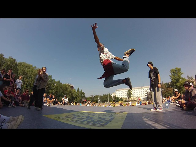 Cosma Tatyana Latipova vs Dekker Punch | 1:2 | HIP HOP | BREAK DOWN T | TAGIL | 12 13 08 2016