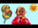 Чупа чупс сюрприз открываем игрушки Яйца Магия Спорт Oeufs Surprise ouvrent jouet magique Sport