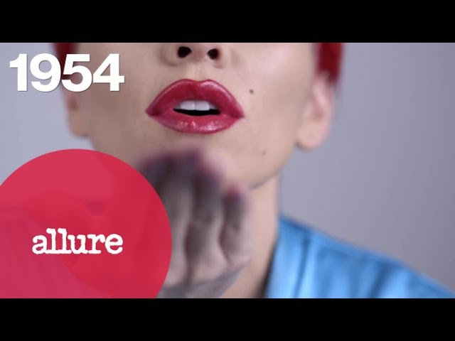 100 Years of Lip Trends with Kandee Johnson ALLURE