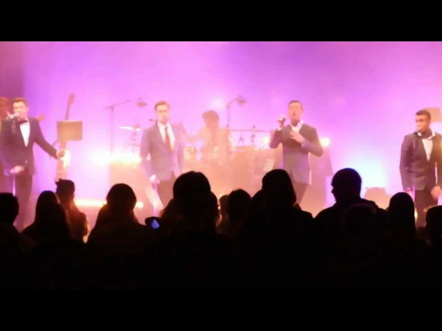 The Overtones - Come Back My Love - Hamburg CCH - 01.03.2013