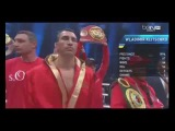 Бой Кличко —  Фьюри | Wladimir Klitschko vs Tyson Fury - Full Fight