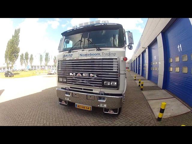 Mack MH 613 / 89year / engine VOLVO