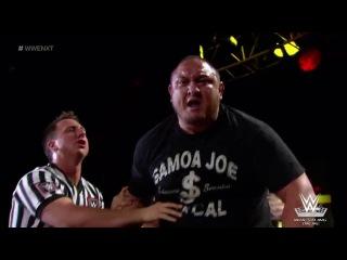 WWE NXT 3.08.2016 highlights