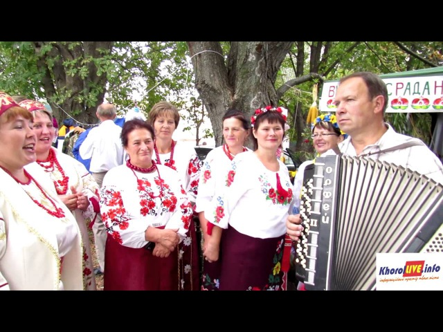 Урочистий захід з нагоди святкування Дня Незалежності України м Хорол Полтавської обл