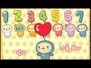 숫자송 - 율동 동요, 애니 동요, 인기 동요, 유아 동요, 베스트 동요, Korean Kids Song