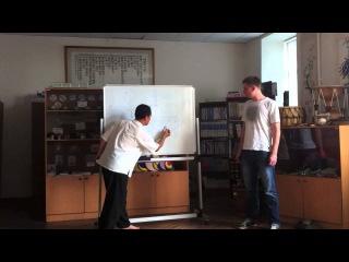 Мастер Чин Мок. Презентация куксандо в Ростове-на-Дону.