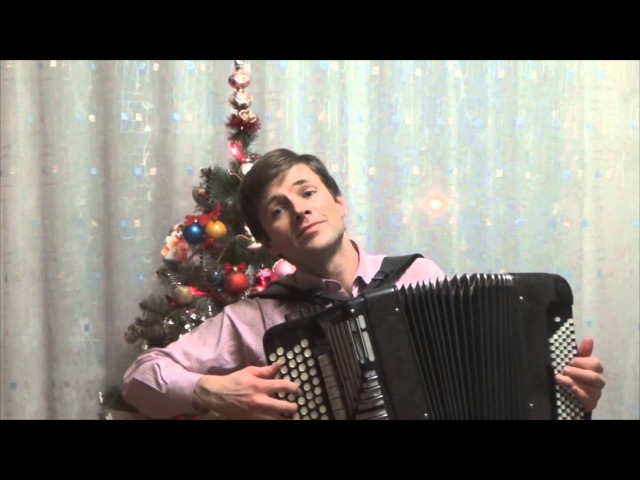 Happy New Year(ABBA;cover)/Sergey Neverov(bayan)